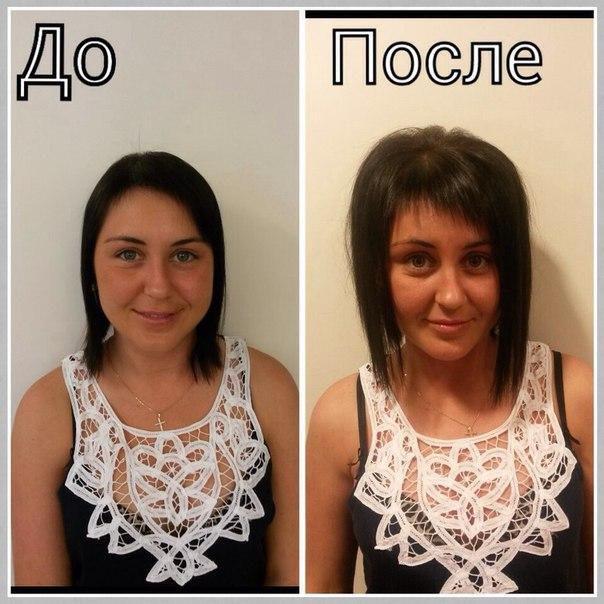 Как сделать объем на коротких волосах видео